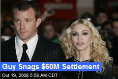 Guy Snags $60M Settlement