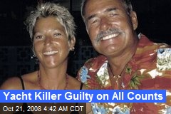 Yacht Killer Guilty on All Counts