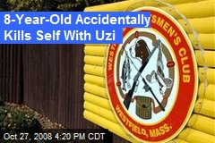 8-Year-Old Accidentally Kills Self With Uzi