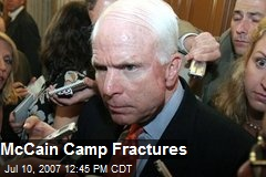 McCain Camp Fractures