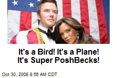 It's a Bird! It's a Plane! It's Super PoshBecks!