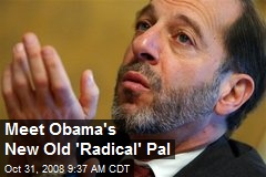Meet Obama's New Old 'Radical' Pal