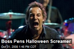 Boss Pens Halloween Screamer