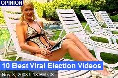 10 Best Viral Election Videos