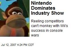 Nintendo Dominates Industry Show