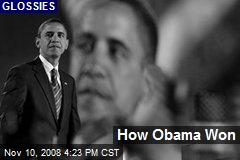 How Obama Won