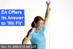EA Offers Its Answer to 'Wii Fit'
