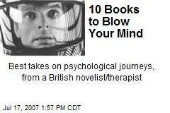 10 Books to Blow Your Mind