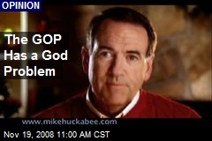 The GOP Has a God Problem