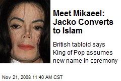 Meet Mikaeel: Jacko Converts to Islam
