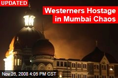 Westerners Hostage in Mumbai Chaos