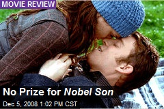 No Prize for Nobel Son