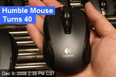 Humble Mouse Turns 40