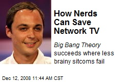 How Nerds Can Save Network TV
