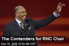 The Contenders for RNC Chair