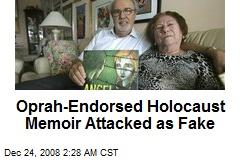 Oprah-Endorsed Holocaust Memoir Attacked as Fake