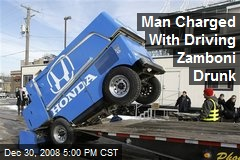 Man Charged With Driving Zamboni Drunk