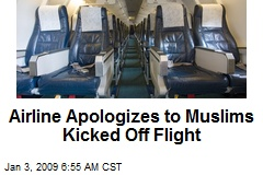 Airline Apologizes to Muslims Kicked Off Flight