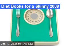 Diet Books for a Skinny 2009