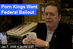 Porn Kings Want Federal Bailout
