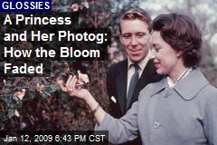 A Princess and Her Photog: How the Bloom Faded