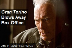 Gran Torino Blows Away Box Office