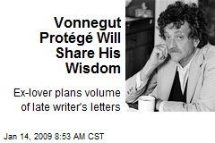 Vonnegut Protégé Will Share His Wisdom