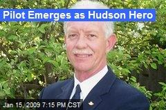 Pilot Emerges as Hudson Hero