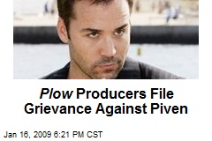 Plow Producers File Grievance Against Piven