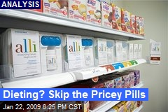 Dieting? Skip the Pricey Pills
