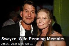 Swayze, Wife Penning Memoirs