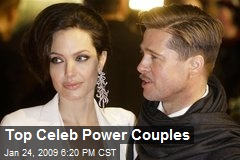 Top Celeb Power Couples