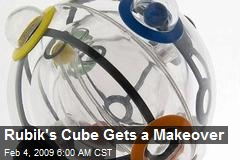 Rubik's Cube Gets a Makeover