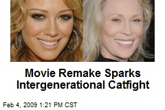 Movie Remake Sparks Intergenerational Catfight