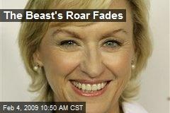 The Beast's Roar Fades