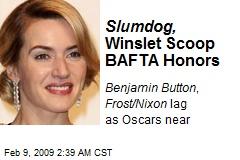 Slumdog, Winslet Scoop BAFTA Honors