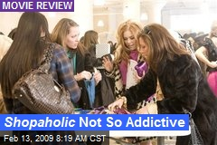 Shopaholic Not So Addictive