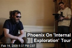 Phoenix On 'Internal Exploration' Tour