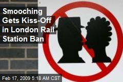 Smooching Gets Kiss-Off in London Rail Station Ban