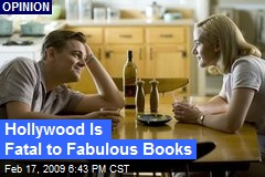 Hollywood Is Fatal to Fabulous Books