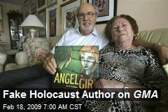 Fake Holocaust Author on GMA