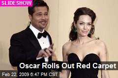 Oscar Rolls Out Red Carpet