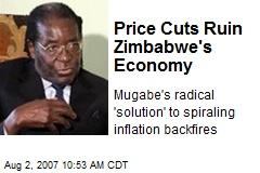 Price Cuts Ruin Zimbabwe's Economy