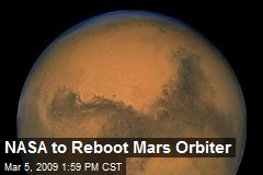 NASA to Reboot Mars Orbiter