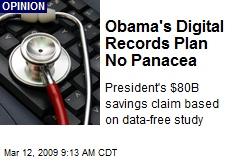 Obama's Digital Records Plan No Panacea