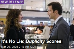 It's No Lie: Duplicity Scores