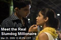 Meet the Real Slumdog Millionaire