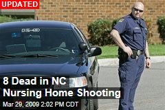 8 Dead in NC Nursing Home Shooting