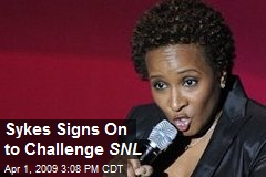 Sykes Signs On to Challenge SNL