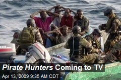 Pirate Hunters Coming to TV